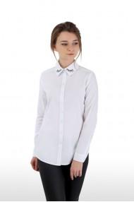 Блузка 244 (40-46) белая